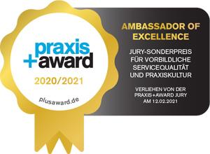 Praxis+Award 2020 und 2021